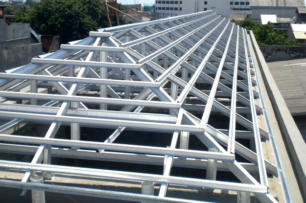 Supplier Metal Stud Baja Ringan Temanggung