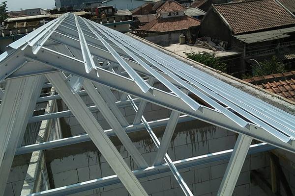 Distributor Atap Kanopi Baja Ringan Surakarta